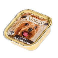 Schälchen Mister STUZZY Dog - Rind, 150g