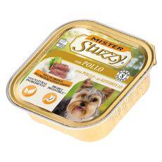 Schale Mister STUZZY Dog - Huhn, 150g