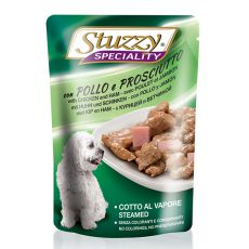 Stuzzy Speciality Dog - Huhn mit Schinken, 100 g