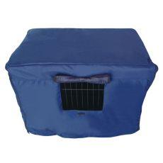 Abdeckung für Käfig Dog Cage Black Lux S - 61,5 x 42,5 x 50 cm