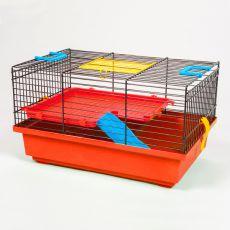 Hamsterkäfig TEDDY EKO - 35,7 x 24 x 20,5 cm