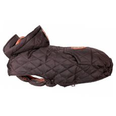Hundemantel Trixie Cervino braun, S 33 cm
