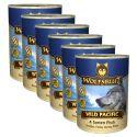 Feuchtnahrung WOLFSBLUT Wild Pacific, 6 x 395 g