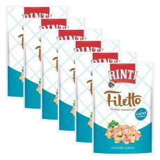 Frischbeutel RINTI Filetto Huhn + Lachs, 6 x 100 g
