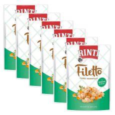 Frischbeutel RINTI Filetto Huhn + Gemüse, 6 x 100 g