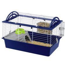 Käfig für Nager CASITA 80, dunkelblau