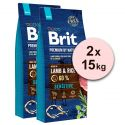 Brit Premium by Nature Sensitive Lamb 2 x 15 kg