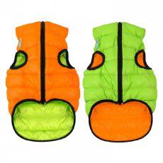 Weste AiryVest Colar orange-grün, XS 30