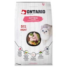 Ontario Kitten Chicken 6,5 kg