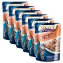 Stuzzy Speciality Cat - Lachs, 6 x 100 g