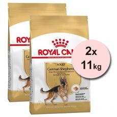 ROYAL CANIN DEUTSCHER SCHÄFERHUND 2 x 11 kg