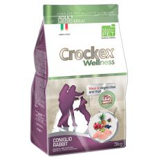 Crockex Adult Rabbit & Rice 12 kg