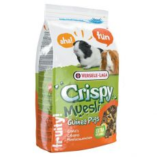 Crispy Muesli 1kg - Futter für Meerschweinchen