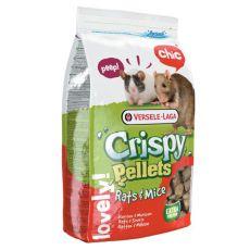 Crispy Pellets Rats a Mouse 1kg - Futter für Ratten