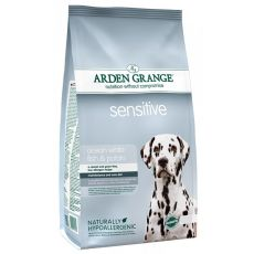 ARDEN GRANGE Sensitive ocean white fish and potato 2 kg