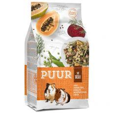 PUUR Guinea Pig - Gourmet-Müsli für Meerschweinchen 2,5 kg