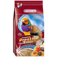 Tropical Finches Premium 1kg - Futter für Exoten
