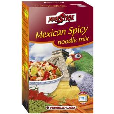 Mexican Spicy Noodle Mix 400g - Futter für Papagei