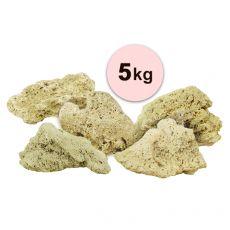 Steine für Aquarium Honeycomb Stone - 5kg