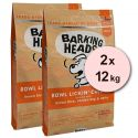 BARKING HEADS Bowl Lickin' Chicken ADULT 2 x 12 kg