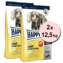 Happy Dog Supreme Light Calorie Control 2 x 12,5 kg