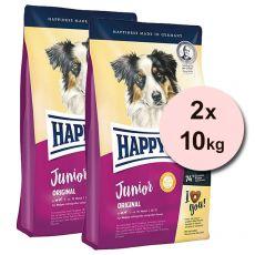 Happy Dog Junior Original 2 x 10kg