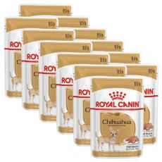 ROYAL CANIN ADULT CHIHUAHUA 12 x 85 g - Beutel