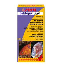 sera Baktopur Direct 100 Tbl.