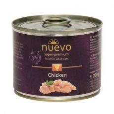 Feuchtnahrung NUEVO CAT Adult Chicken 200 g