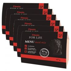 Fitmin For Life Menu meat mix 6 x 427 g