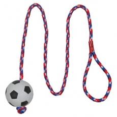 Wasserspielzeug für Hunde - 6 cm Ball am Seil