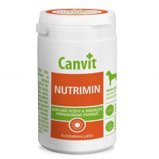 Canvit Nutrimin - Nahrungsergänzung für Hunde, 1000g