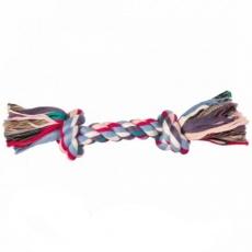 Baumwolltau mit Knoten für Hunde - 40cm