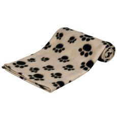 Fleecedecke für Hunde und Katzen - Pfote