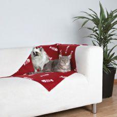 Katzen- und Hundedecke - Fishbone
