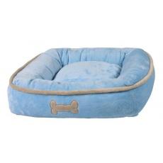 Hundebett blau - 50 × 50 cm