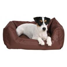 Hundebett - braun, 75 x 65 cm