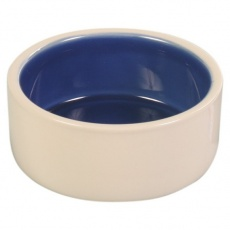 Keramiknapf für Hunde, beige - 1l
