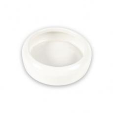 Keramischer Napf für Hamster mit verbogenem Rand - 100 ml