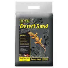 Terrariensand - schwarz 4,5kg
