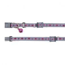 Reflex Halsband für Katzen, mit Glöckchen 15 - 20 cm