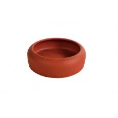Napf für Hamster mit rundlichem Rand - Keramik - 125 ml