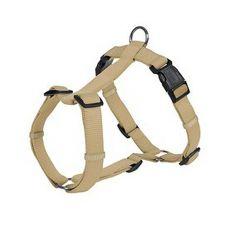 Hundegeschirr beige - XS - S, 30 - 40 cm