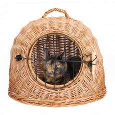 Korbbett für Katzen - 45 cm