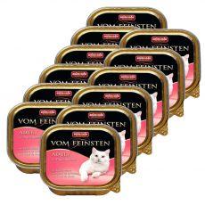 Animonda Vom Feinsten Adult Cats - mit Putenherzen 12 x 100g