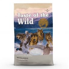 TASTE OF THE WILD Wetlands Canine 12,2 kg