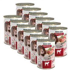 New BEWI DOG Nassfutter – Kalb, 12 x 400g