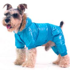 Hundeoverall - blau, XS