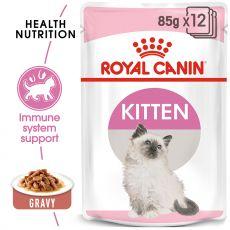 Royal Canin KITTEN Instinctive 12 x 85 g - Beutel