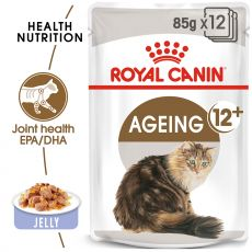 Royal Canin AGEING + 12 - Beutel 12 x 85g